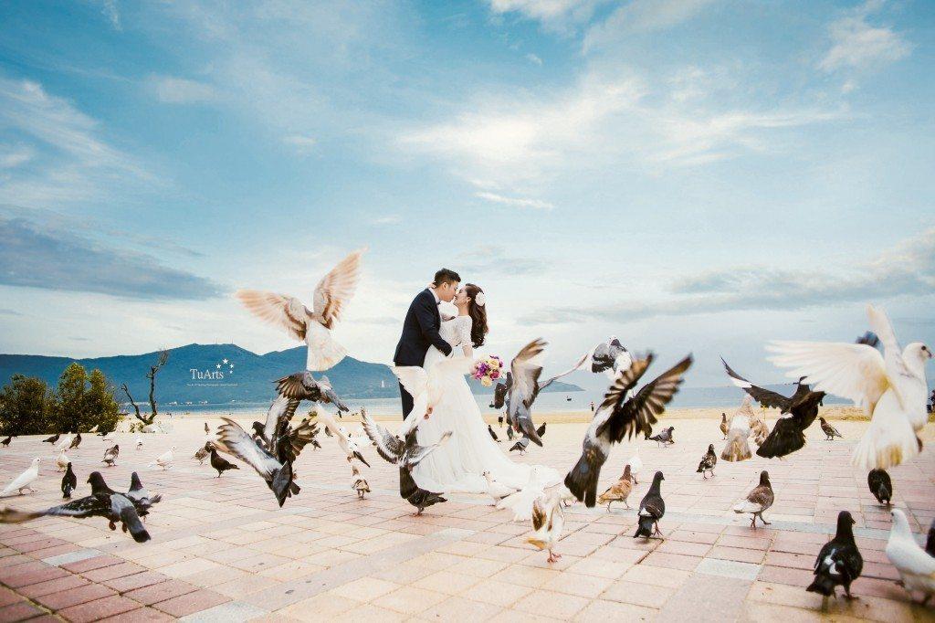 8 địa điểm chụp ảnh cưới đẹp Đà Nẵng không thể bỏ qua 5