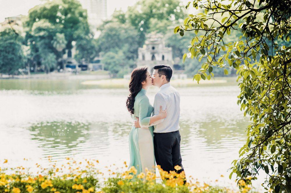 Địa điểm chụp ảnh cưới Hà Nội lãng mạn cho các cặp đôi 1