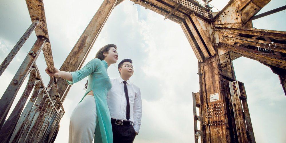 Địa điểm chụp ảnh cưới Hà Nội lãng mạn cho các cặp đôi 4