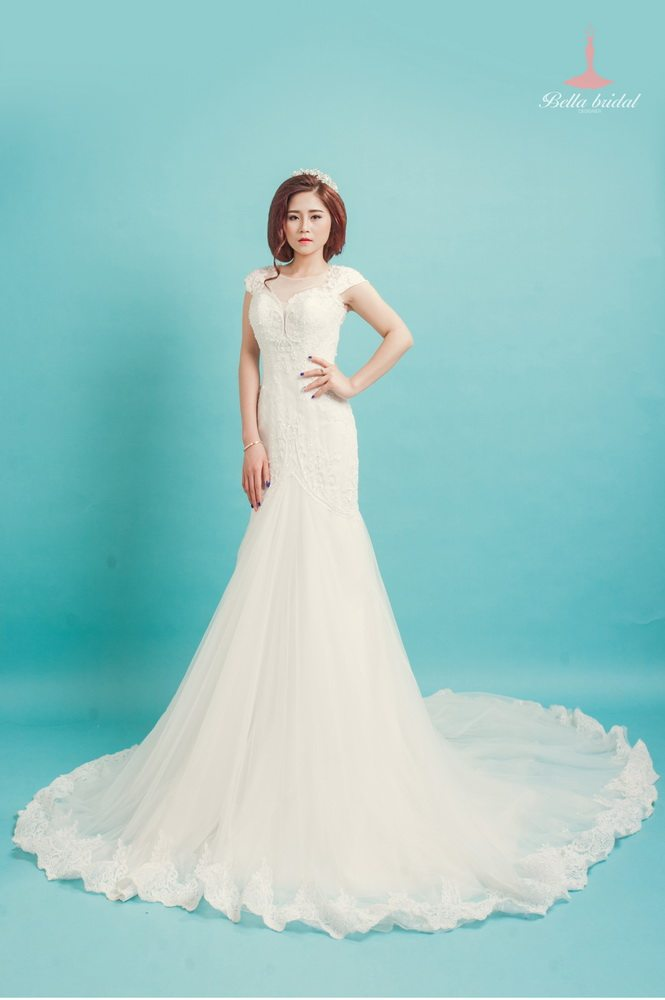 Kinh nghiệm chọn váy cưới đẹp ở Hà Nội