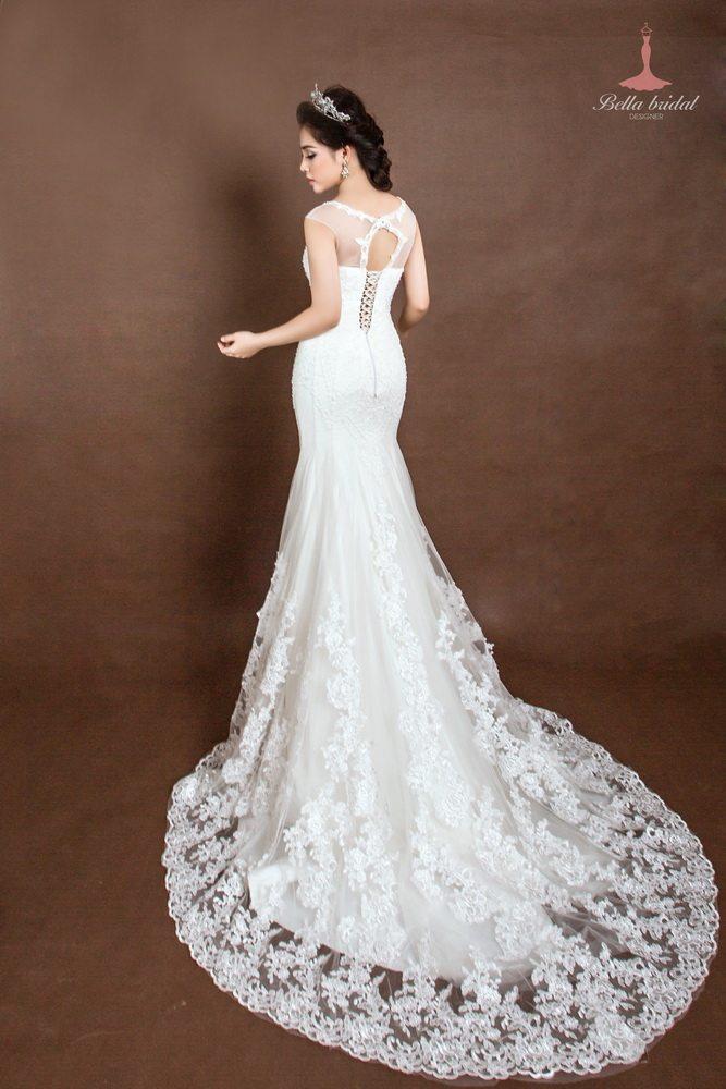Kinh nghiệm chọn váy cưới đẹp ở Hà Nội 1