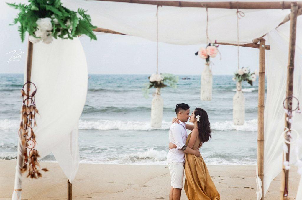 chụp ảnh cưới đẹp ở DN 0184