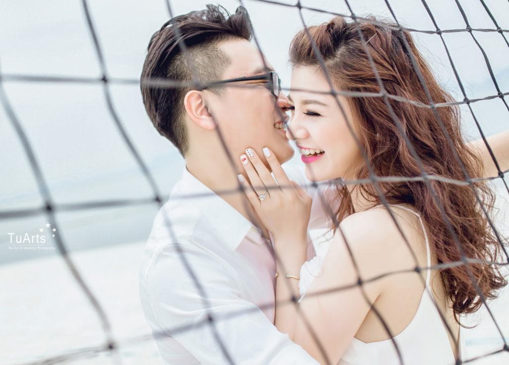 Ảnh cưới Hạ Long: Mai & Dũng