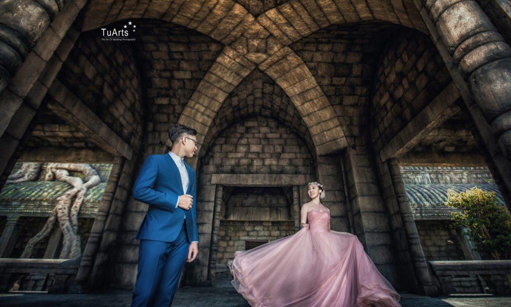Lộ trình tour chụp ảnh cưới đẹp Đà Nẵng tại TuArts Wedding ( Part 1) 7