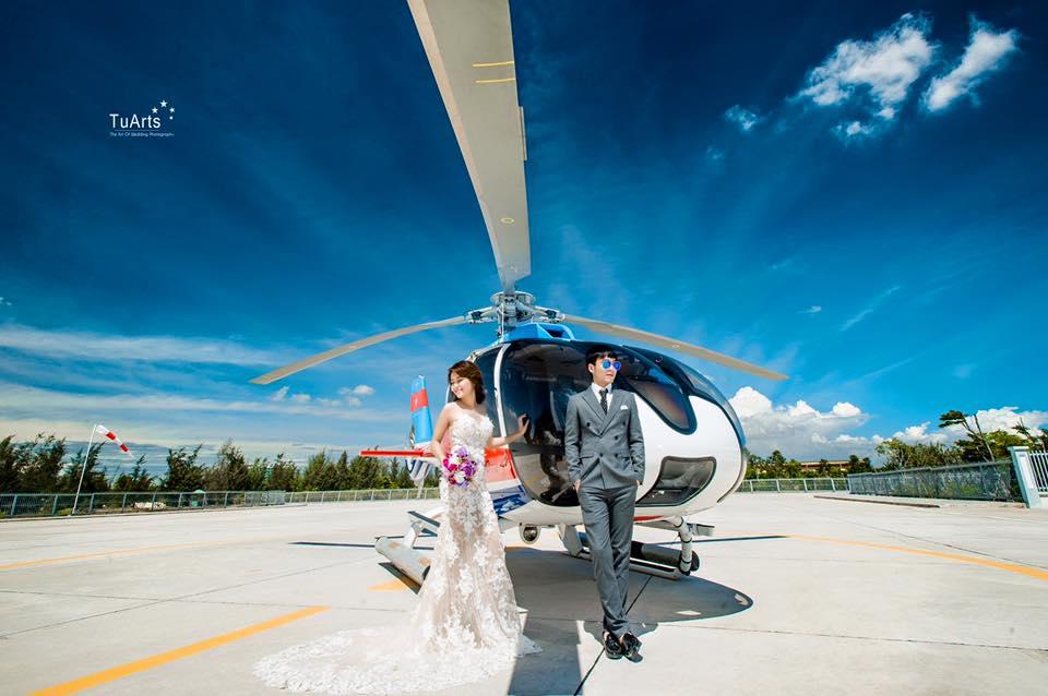 Lộ trình tour chụp ảnh cưới đẹp Đà Nẵng tại TuArts Wedding