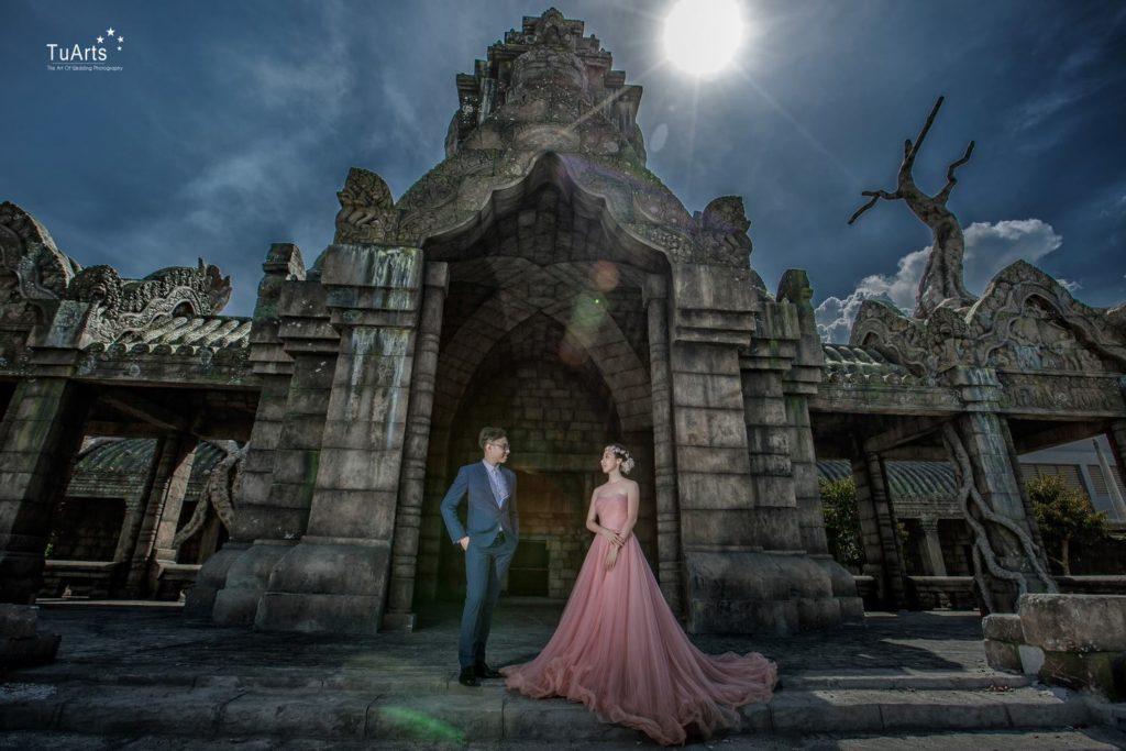 Lộ trình tour chụp ảnh cưới đẹp Đà Nẵng tại TuArts Wedding ( Part 1) 3