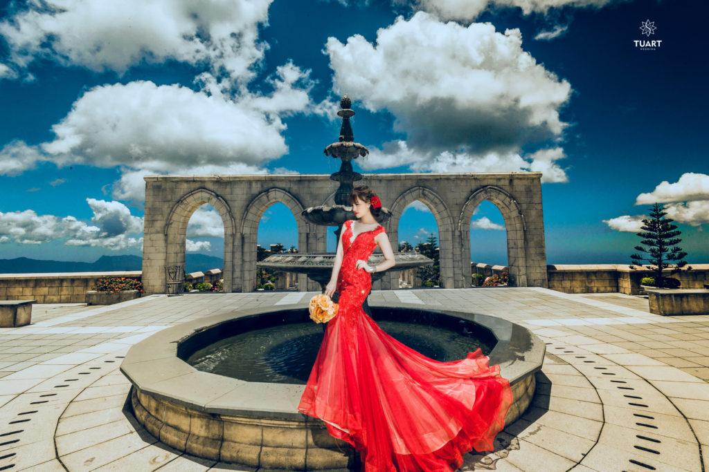 Váy cưới đẹp chi nhánh Đà Nẵng
