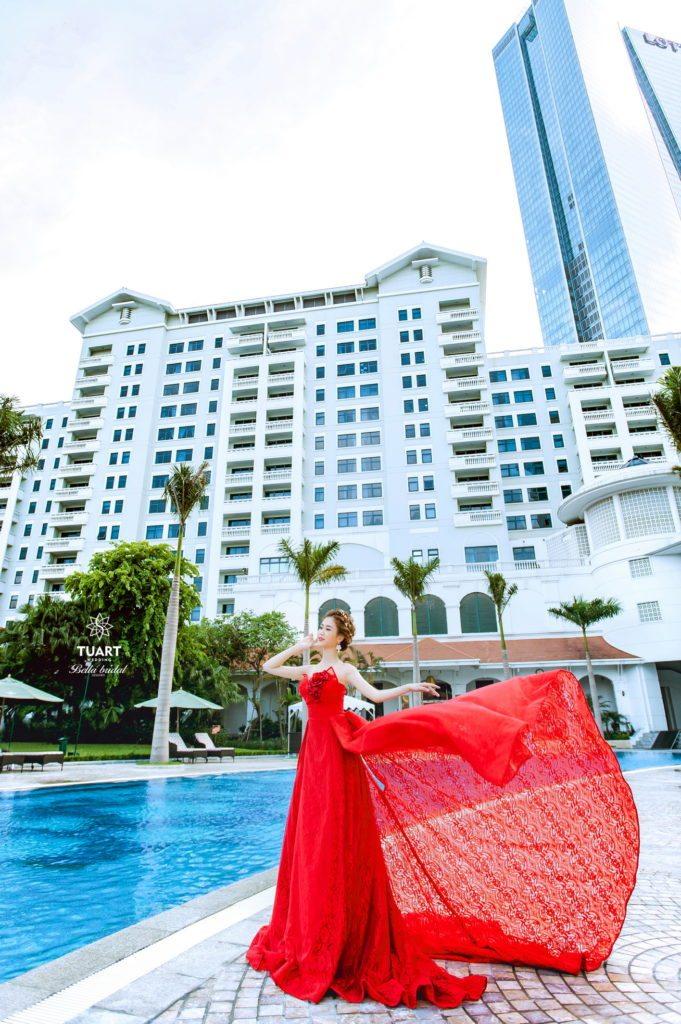 Váy cưới đẹp Hà Nội4