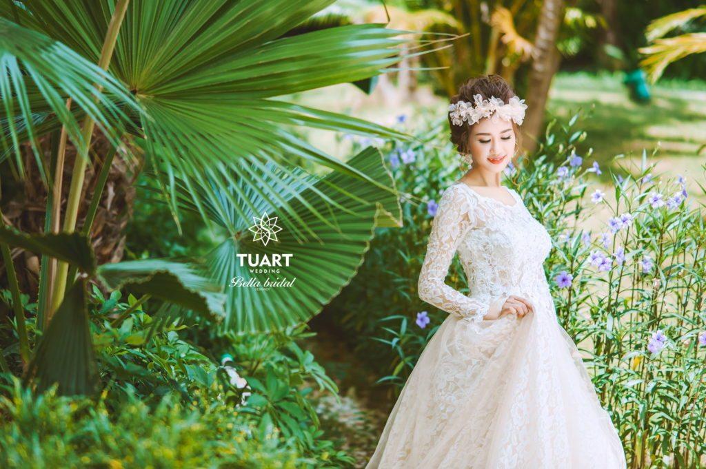 Váy cưới đẹp Hà Nội1