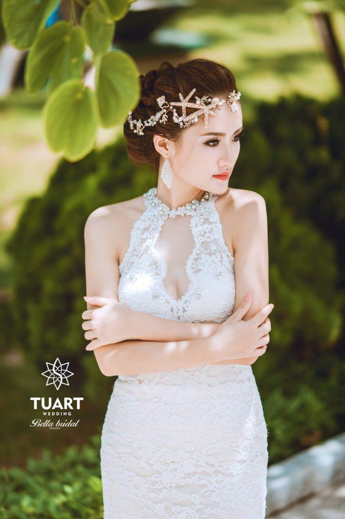 Váy cưới đẹp Hà Nội2