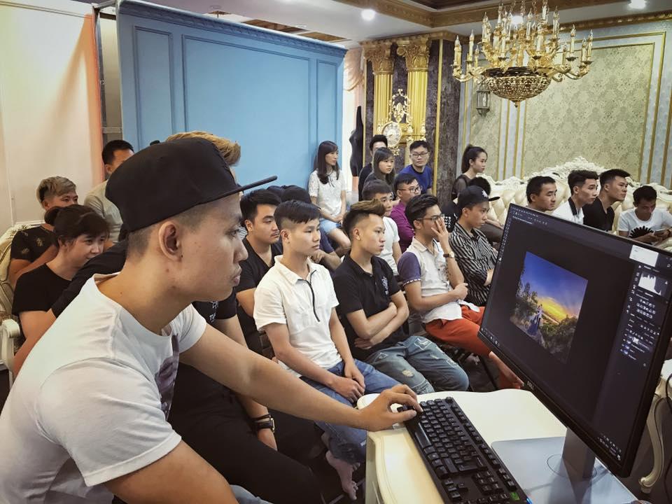 Khóa học Photoshop chuyên nghiệp tại Hà Nội