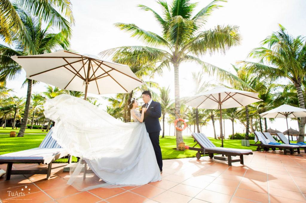 Xu hướng váy cưới đẹp 2016