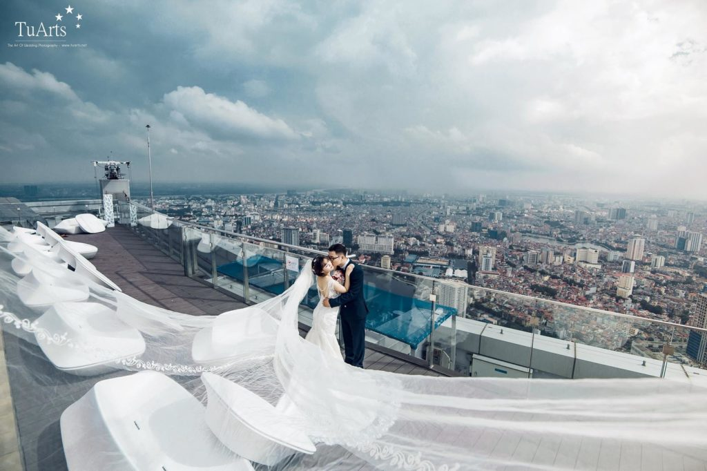 chụp ảnh cưới đẹp tại Hà Nội