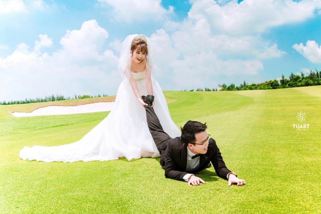 Những xu hướng chụp cảnh cưới hot nhất 2016