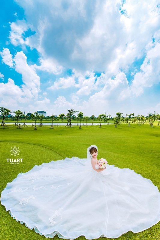 Album Pre-Wedding Hà Nôi: Ngọc Tân - Thạch Linh 3