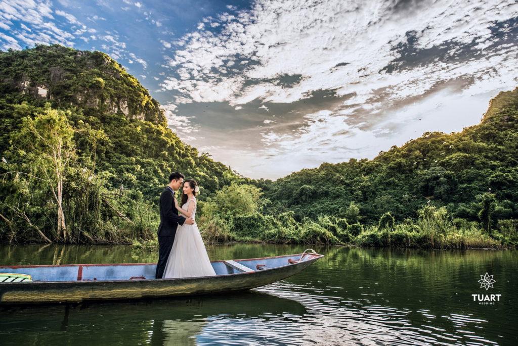 Album ảnh cưới Đà Nẵng + Ninh Bình: Hiếu - Mai 45