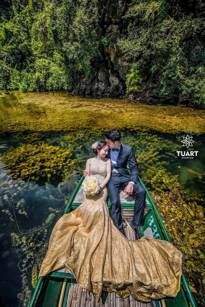 Album ảnh cưới Đà Nẵng + Ninh Bình: Hiếu - Mai 51