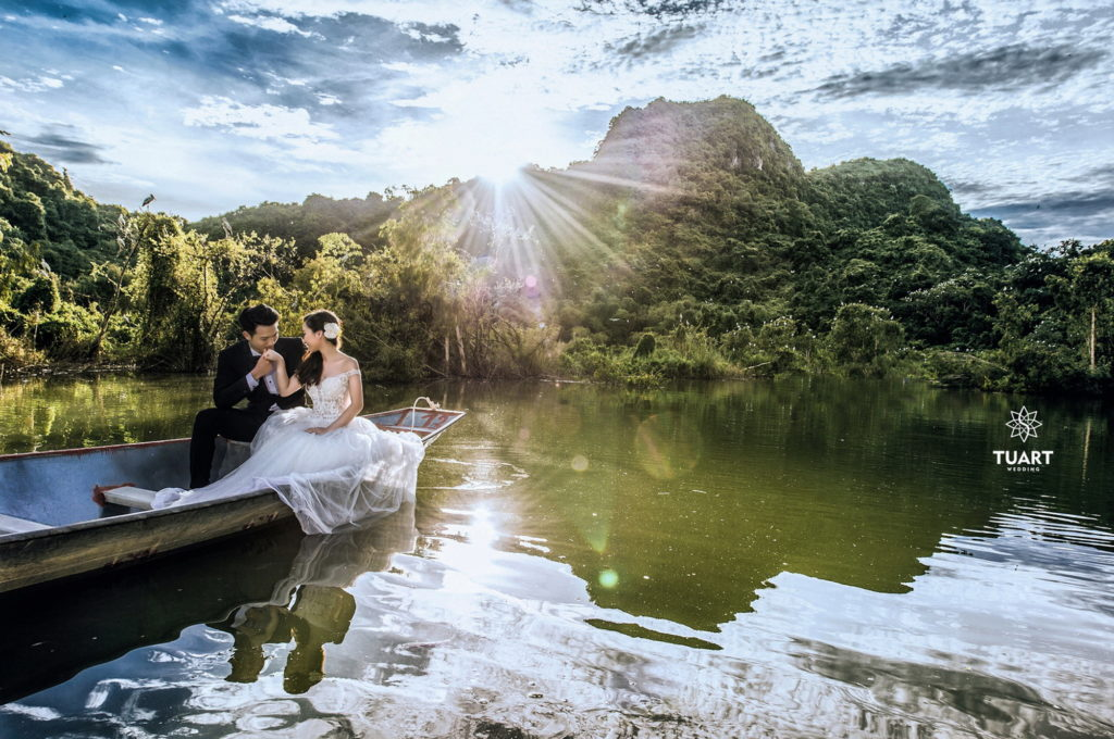 Album tại Ninh Bình & Đà Nẵng : Hiếu & Mai – Album chụp ảnh cưới đẹp