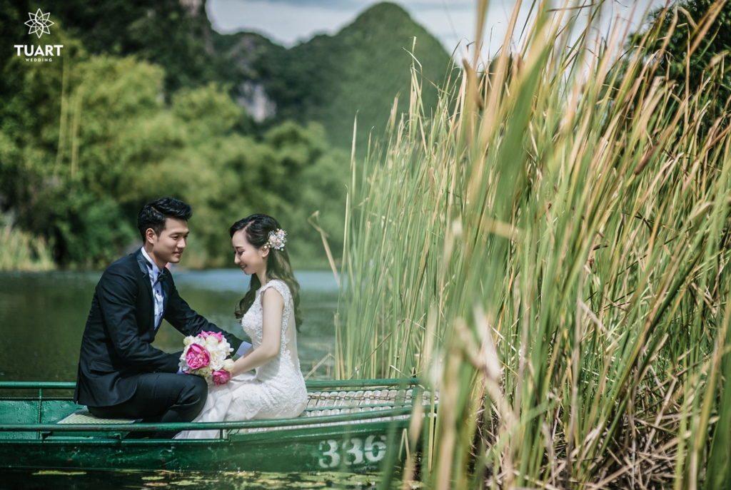 Album ảnh cưới Đà Nẵng + Ninh Bình: Hiếu - Mai 61