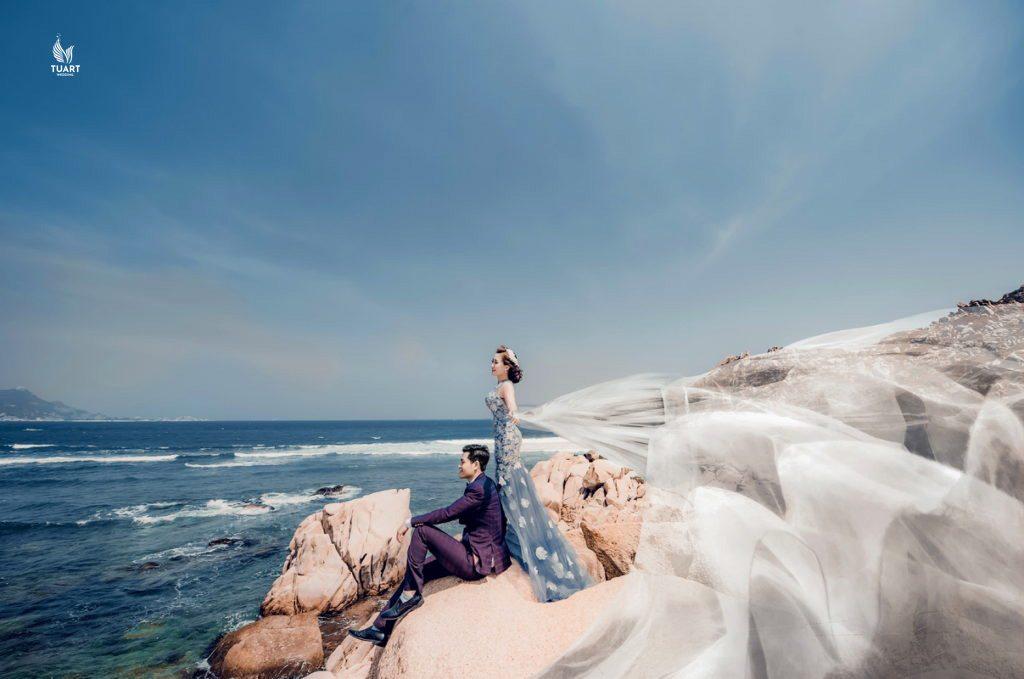 5 Phong cách càn quét shoot hình chụp ảnh cưới ở Nha Trang 9