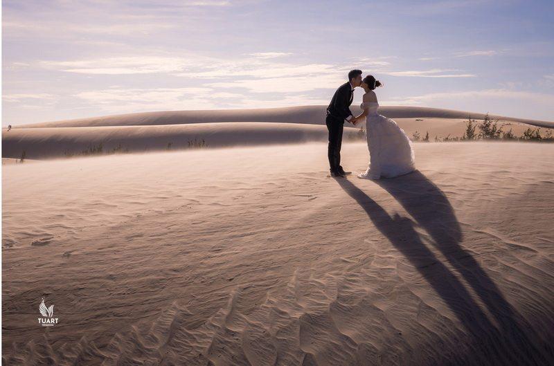 5 Phong cách càn quét shoot hình chụp ảnh cưới ở Nha Trang 2