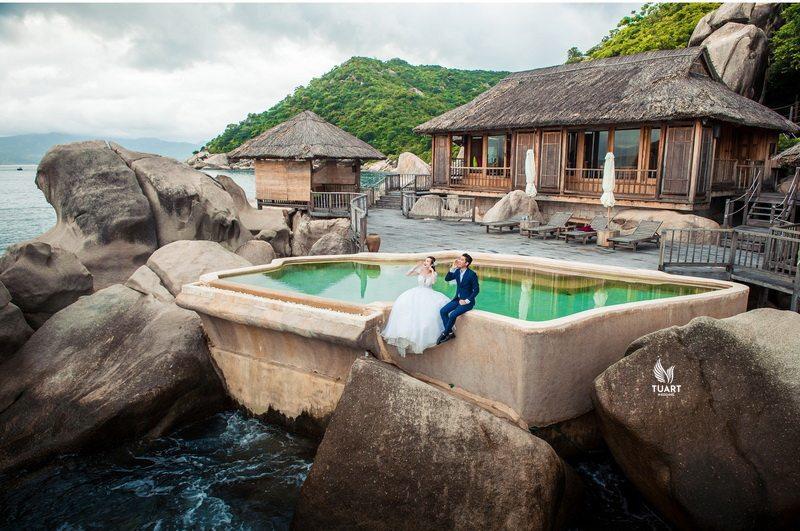 5 Phong cách càn quét shoot hình chụp ảnh cưới ở Nha Trang 5