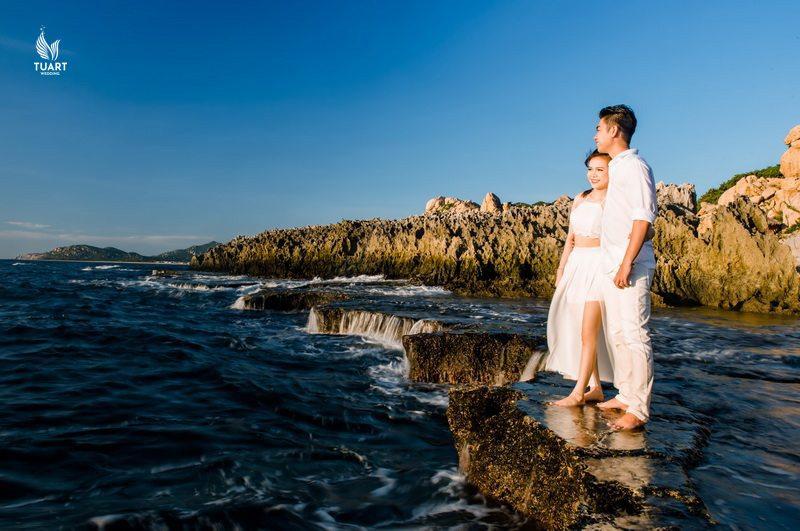5 Phong cách càn quét shoot hình chụp ảnh cưới ở Nha Trang 4