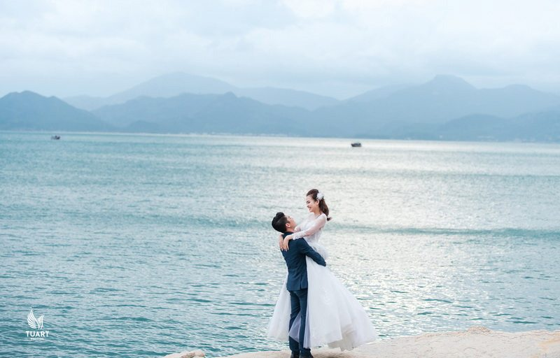 5 Phong cách càn quét shoot hình chụp ảnh cưới ở Nha Trang 6