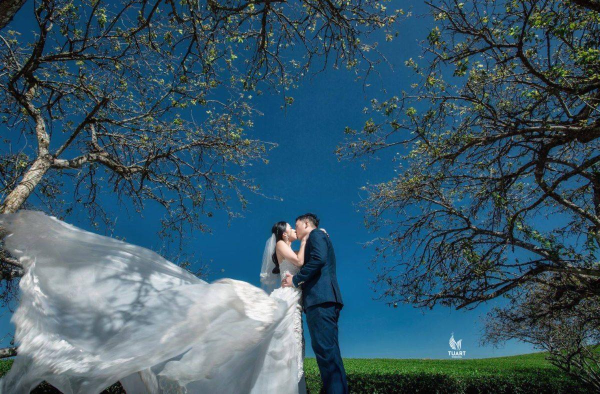 chụp ảnh cưới đẹp ở Mộc Châu