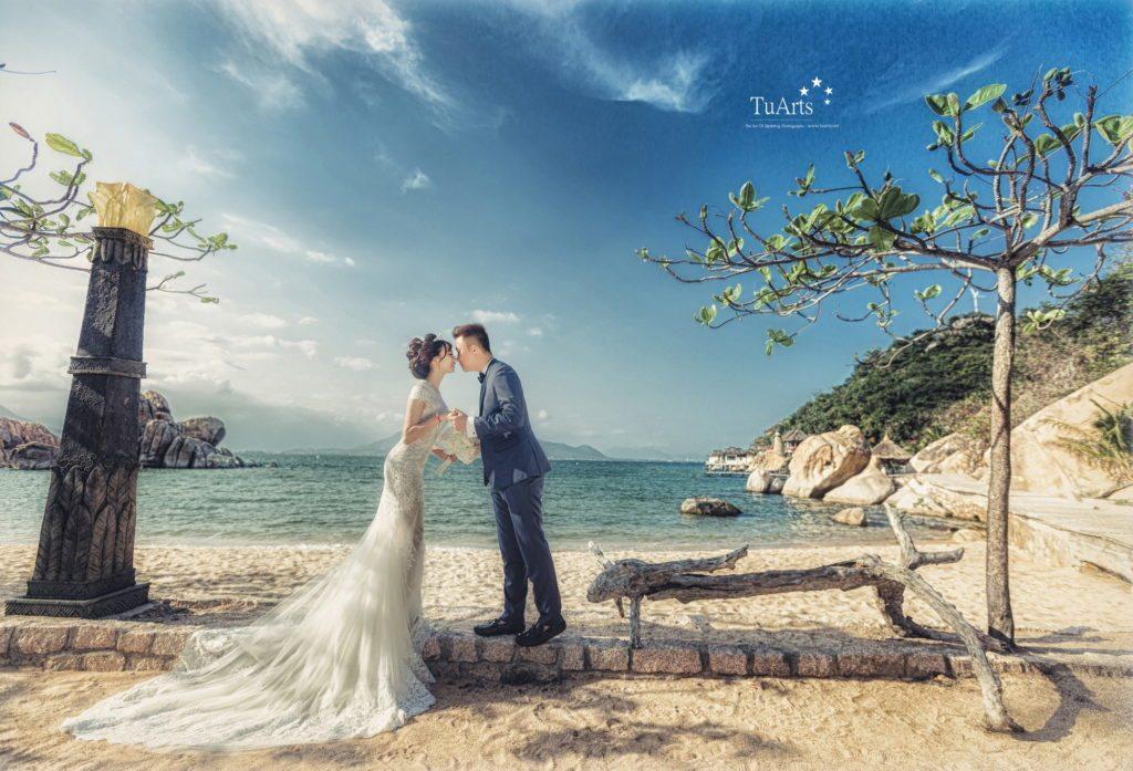 5 Phong cách càn quét shoot hình chụp ảnh cưới ở Nha Trang 7