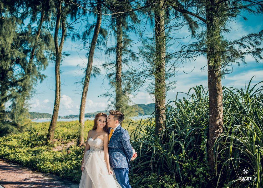 Ảnh cưới đẹp ở Cô Tô 16
