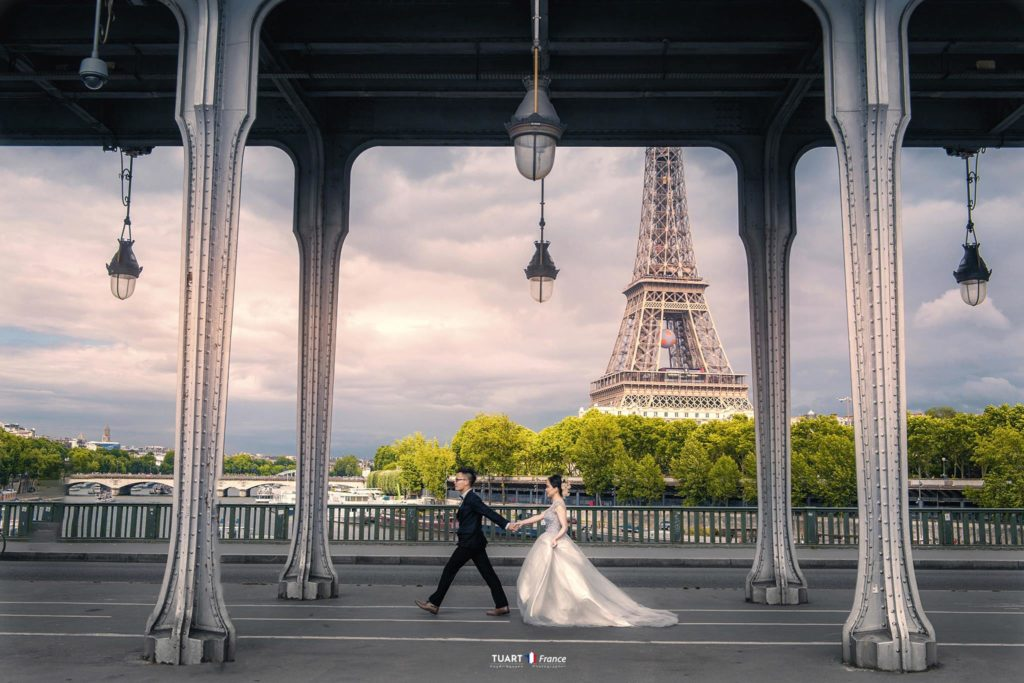 Album tại Úc, Nhật & Châu Âu – Album chụpảnh cưới Nắm tay nhau đi khắp thế gian