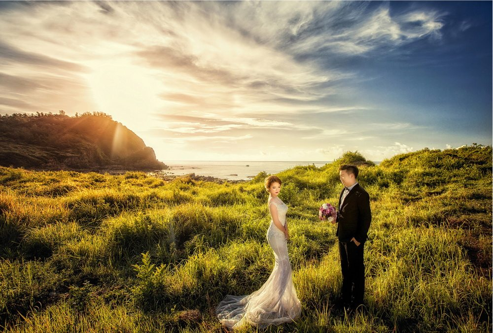 Ảnh cưới ở Cô Tô