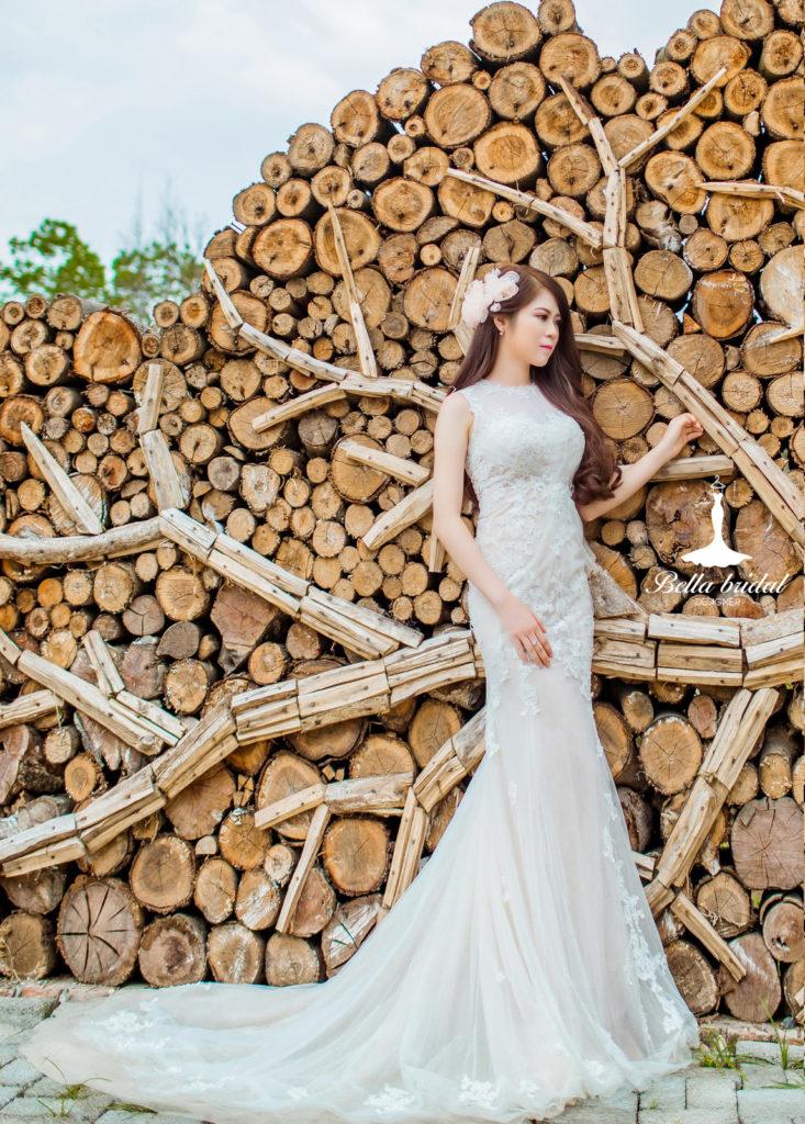 Cách chọn váy cưới đẹp cho cô dâu vóc dáng nhỏ bé 3