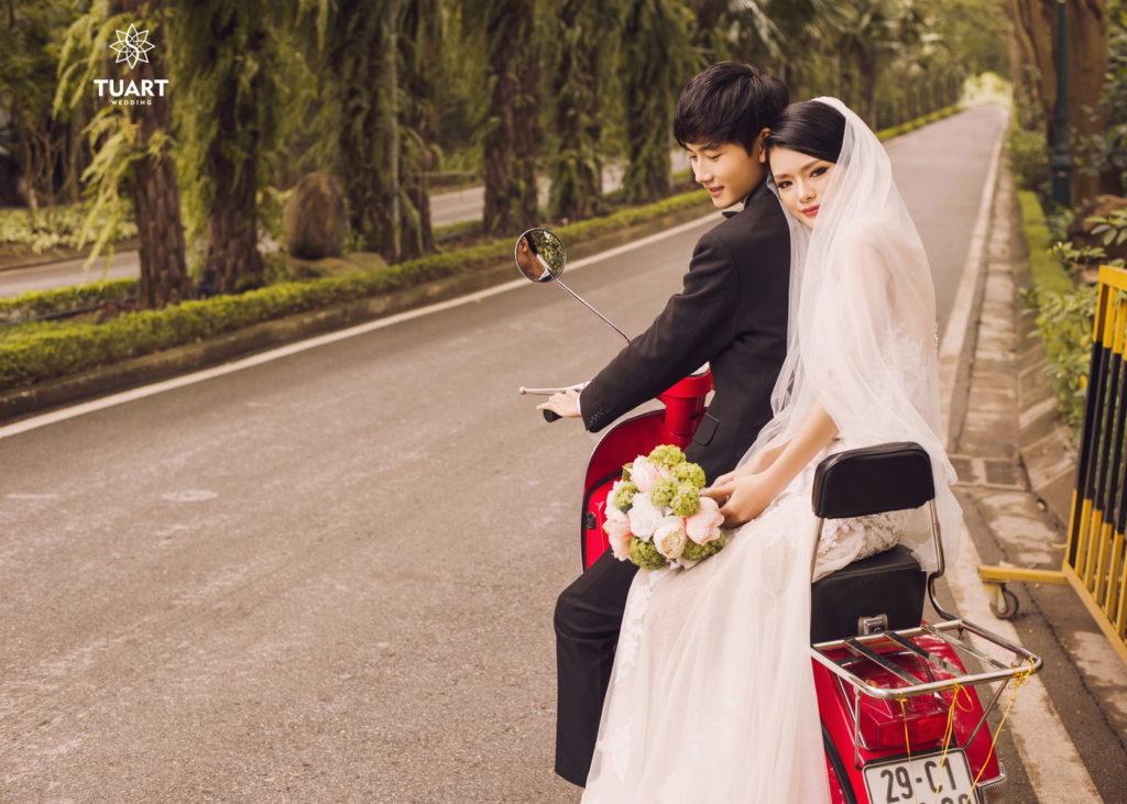 Địa điểm chụp ảnh cưới Hà Nội lãng mạn cho các cặp đôi