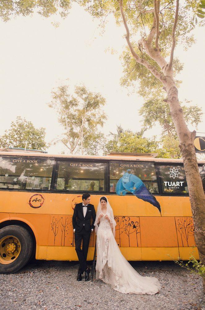 Album ảnh cưới Hà Nội: Luân - Nhung 17