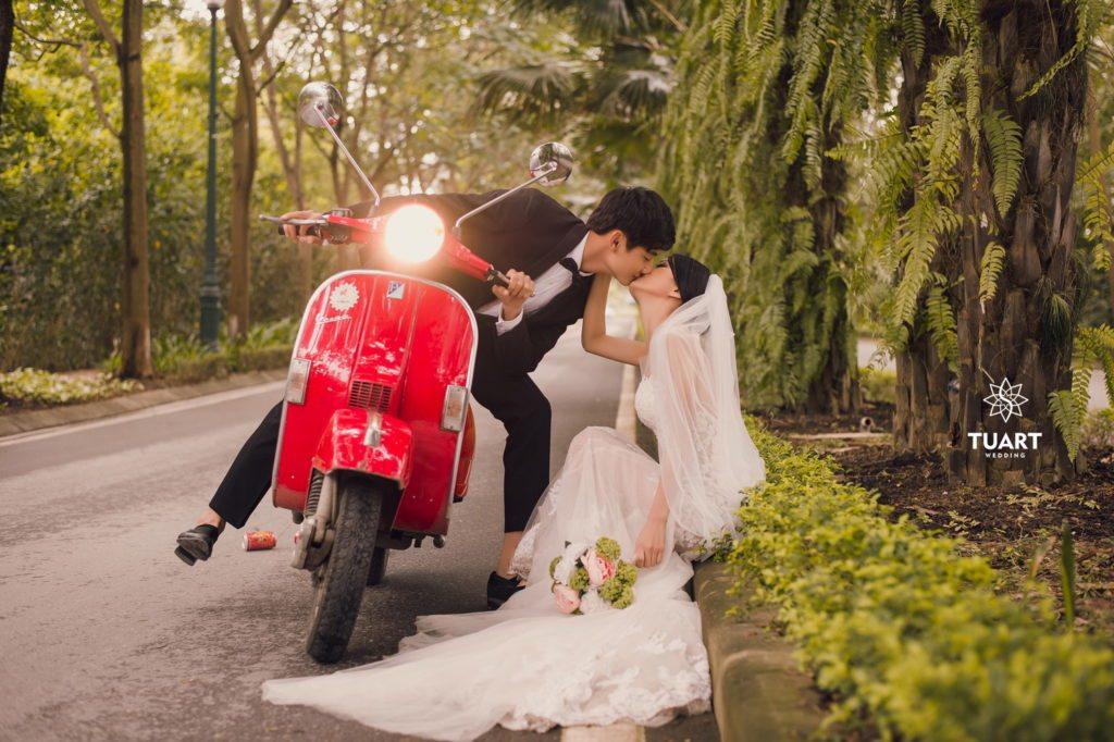Album ảnh cưới Hà Nội: Luân - Nhung 26