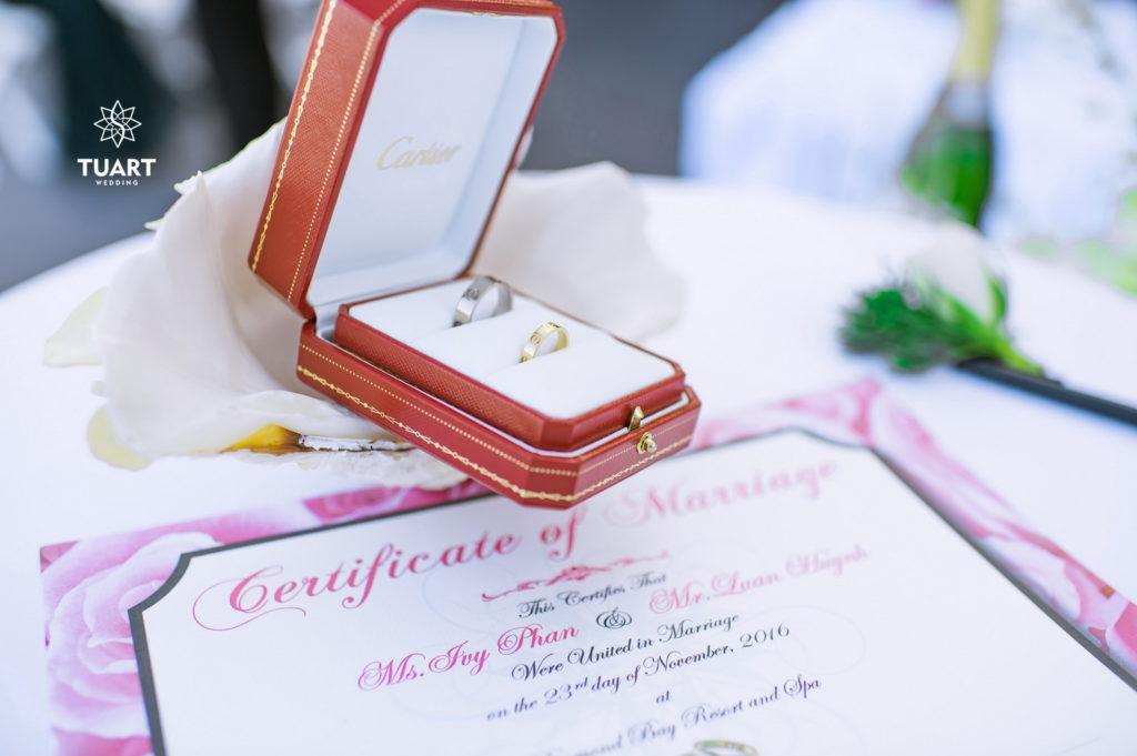 Album phóng sự cưới  Luân – Vy