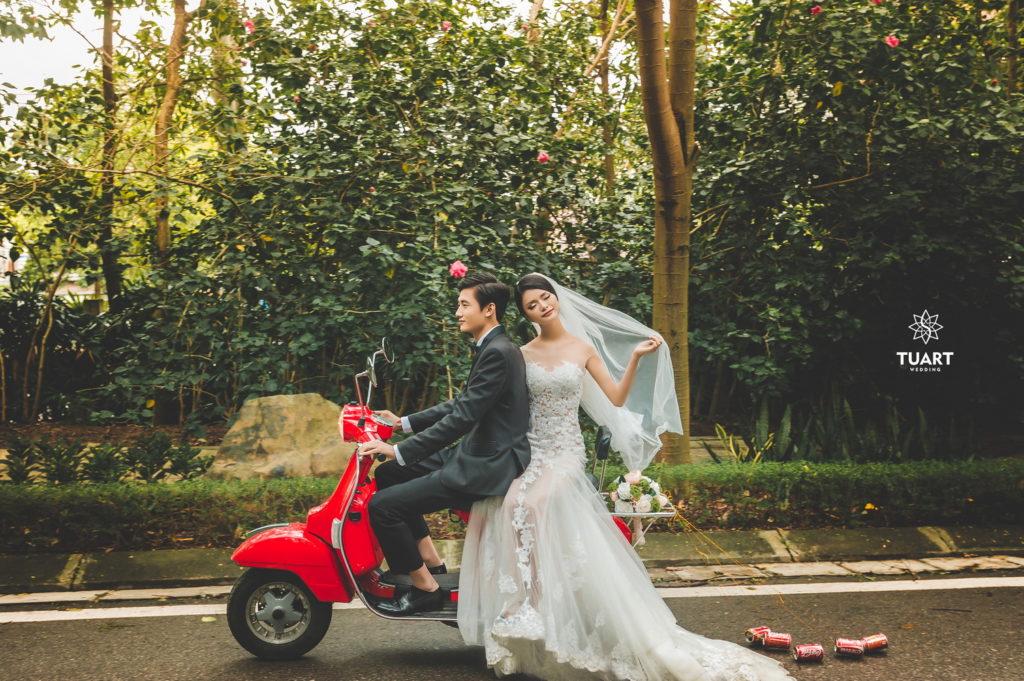 Album tại Hà Nội : Luân & Nhung – Album chụp ảnh cưới đẹp