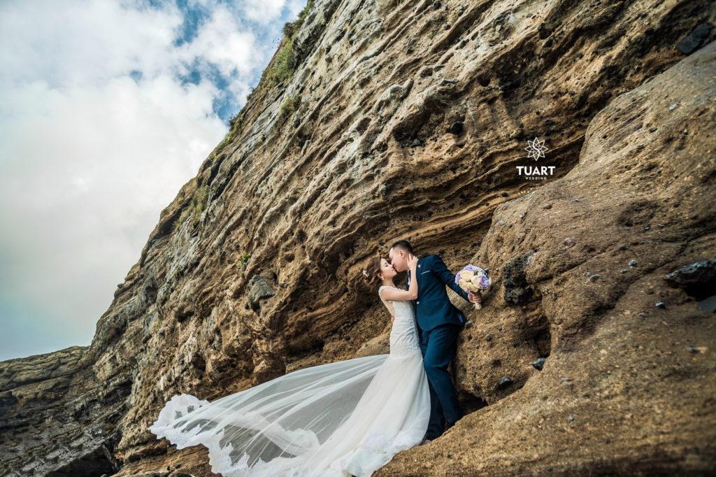 Album ảnh cưới Lý Sơn: Tân - Linh 4