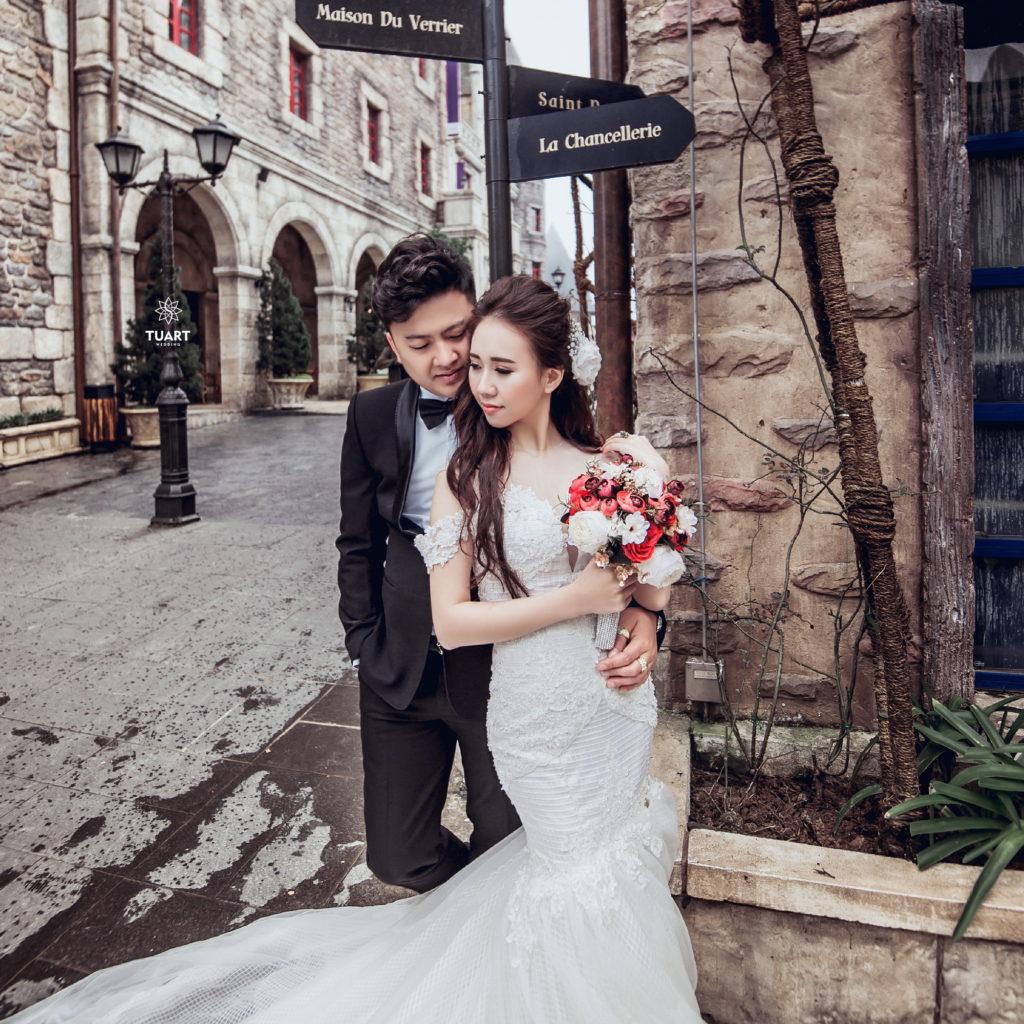 Album tại Đà Nẵng : Bình & Nhung – Album chụp hình cưới