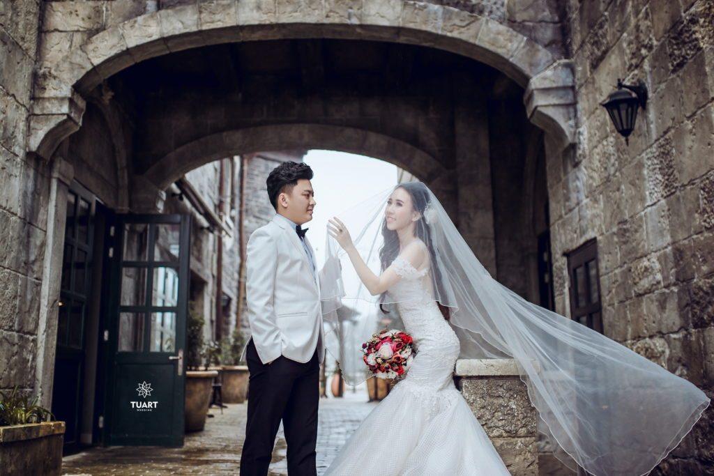 Album ảnh cưới đẹp Đà Nẵng: Bình - Nhung1