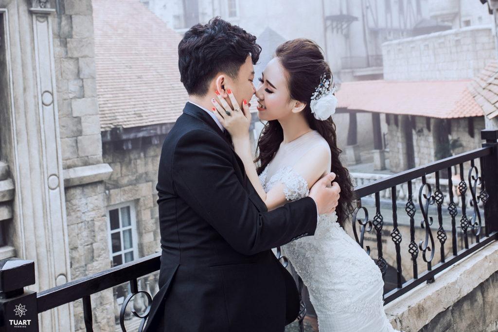 Album ảnh cưới đẹp Đà Nẵng: Bình - Nhung 11