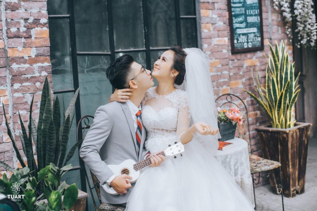 Album ảnh cưới Hà Nội: Kiệt - Lan Anh 1