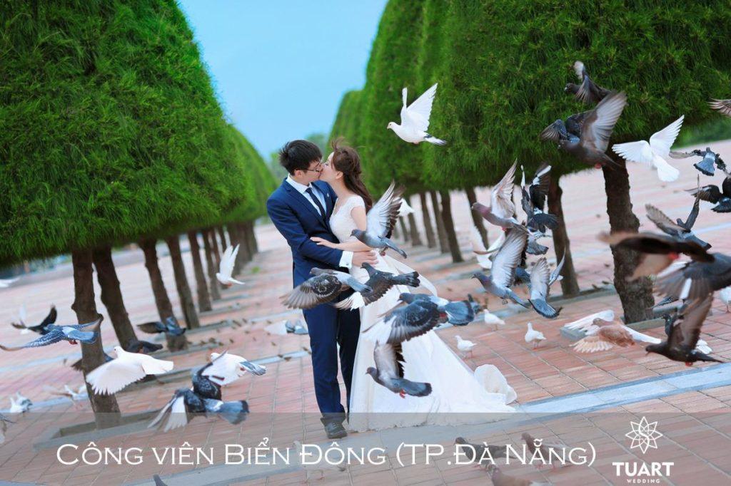 Những địa điểm chụp ảnh cưới đẹp Đà Nẵng 0