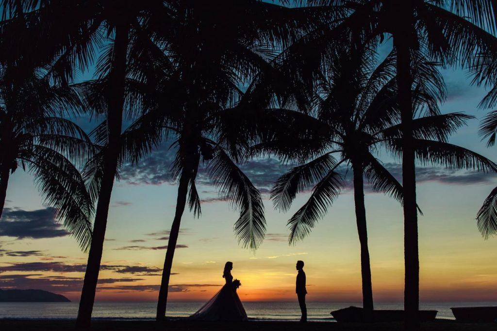 Ảnh viện chụp ảnh cưới độc đáo