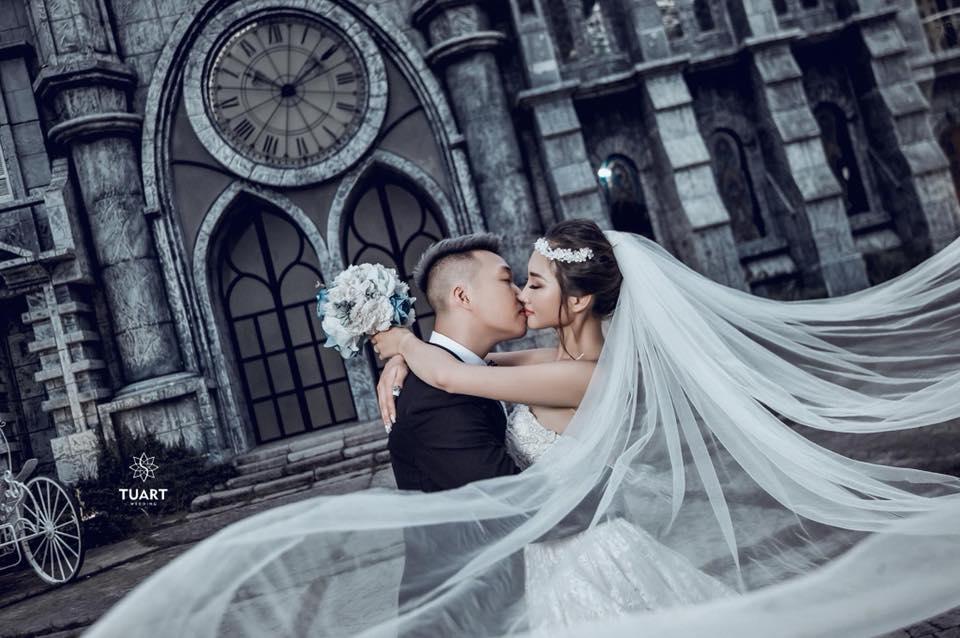Kinh nghiệm chụp ảnh cưới đẹp Sài Gòn