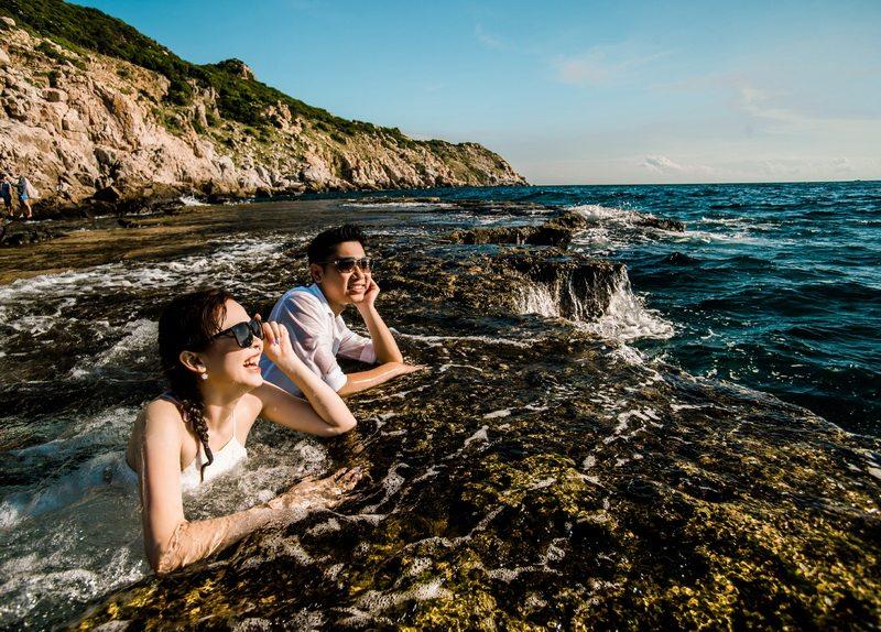 Album ảnh cưới đẹp Nha Trang: Đăng - Trâm 5