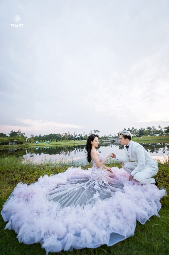 Album ảnh cưới Đại Lải: Mạnh Quân - Kim Lê 1