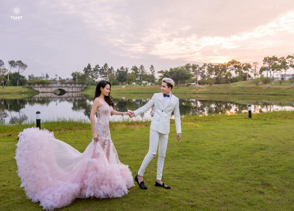 Album ảnh cưới Đại Lải: Mạnh Quân - Kim Lê 2